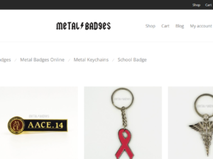 Metal Badges _ C